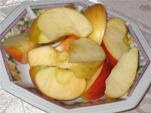 Традиционные яблоки с медом, для сладкого года