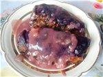 БЛЮДА ИЗ МЯСА и ФАРША Пикантное запеченое мясо Котлеты сложные Голубцы из краснокочанной капусты Ко... - 2