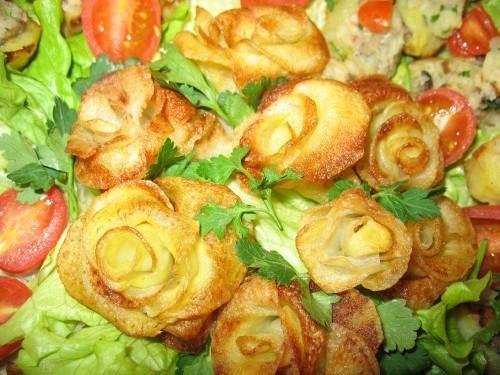 Танечка, я принесла очередное очень искреннее СПАСИБО за картофельные розы