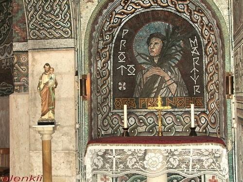 А это церковь в женском монастыре - 2