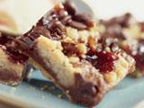Chocolatey Raspberry Crumb Bars - перевод мой 1 чашка (2 палочки) масла или маргарина (размягченног...