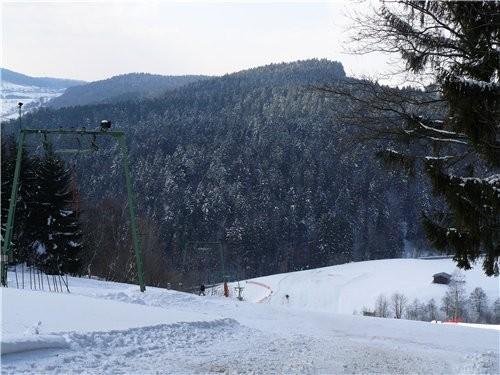 Это лифт для лыжников