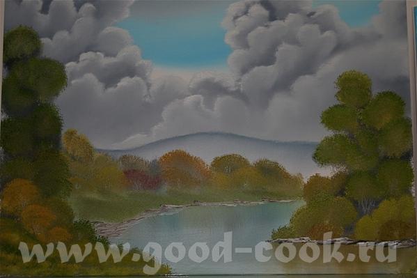 Моя самая первая картина, А этибыли следующими - 2