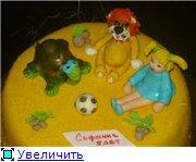 торт с ягненком торт с фейками торт львенок,черепаха,девочка - 8