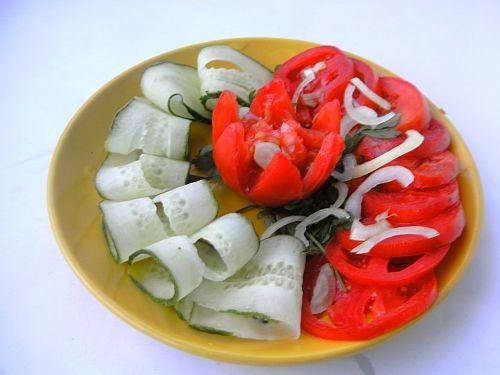 Кушаем салатики - 2