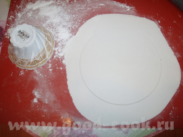 Делаем мастику для торта сами