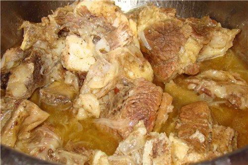 Мой дед всегда говорил, не женское это дело, готовить блюдо из мяса - 4