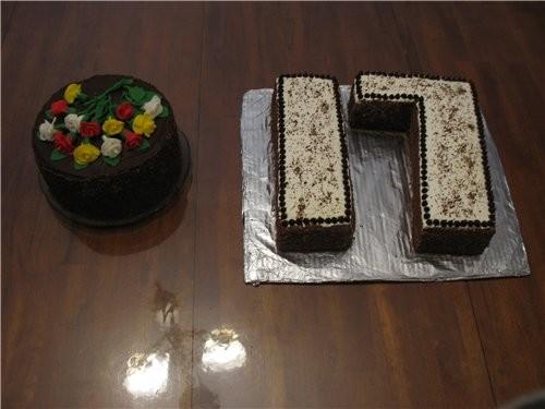 У всех тортики очень красивые - 6
