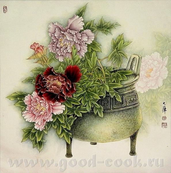 По Фэн-шую пионы символизируют любовь, огромное богатство и почёт - 3