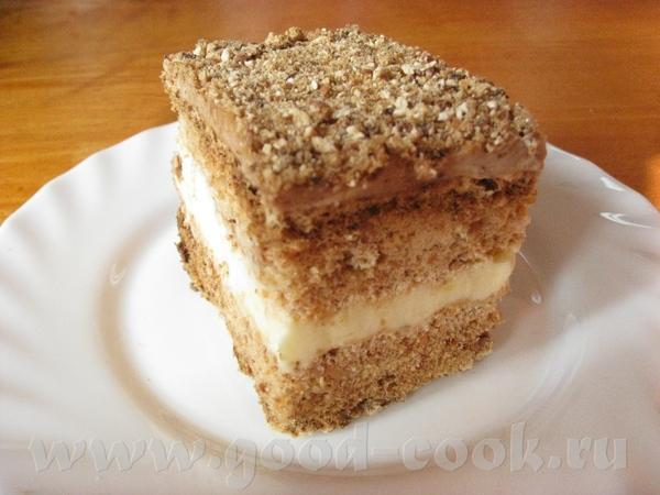 Киевский торт от Сони ЦИТИРУЮ: Я его делаю на большом противне 38*40 7 белков 2 ст