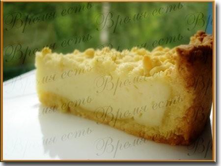 Творожный пирог Тесто: 150 г масла 2 желтка 2-3 ст - 2