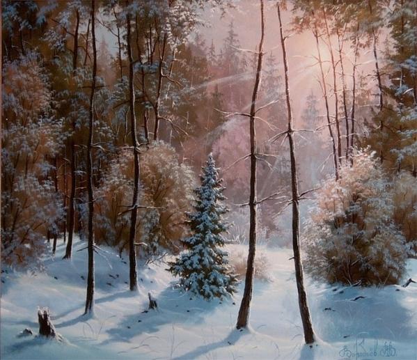 Знакомлю с новым художником Andre Kosslick - 2