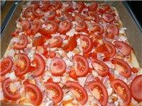 Хочу поделиться своим рецептом пиццы, ммм - 4