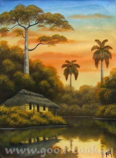 CUBA, JAMAICA- кубинское искусство, ямайское искусство CUBA- xудожник Valle Cuba- xудожник Alain C... - 3