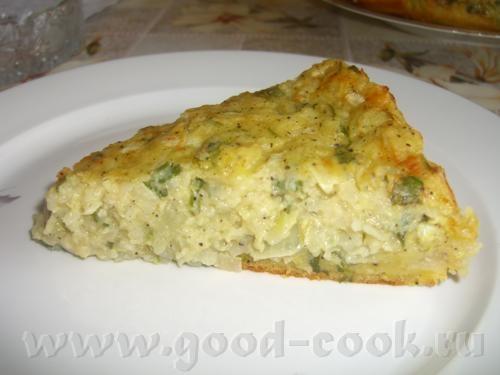 Картофельный пирог с пряной зеленью - 3