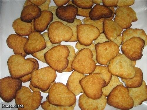 Домашнее печенье Что нужно: 250 г муки 3 ч