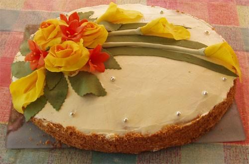привет, я к вам со своими тортиками дочери на именины