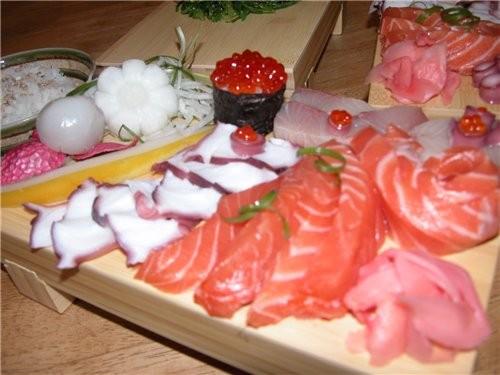 Зная нашу любовь к японской кухне - 2