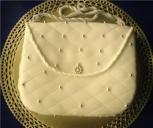 Тортики у всех очень красивые, листики вообще бесподобные - 2