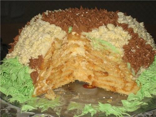 Девченки спасибо большое за вкусные тортики и рецепты - 2