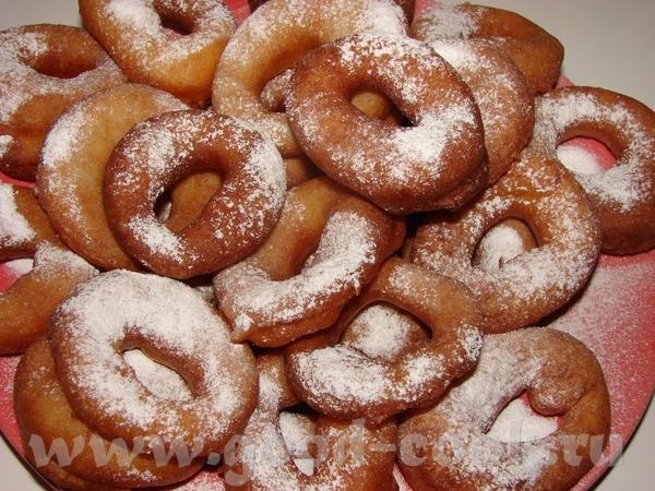Угощайтесь, кто не диетничает Пончики Все подробности на хлебной)))