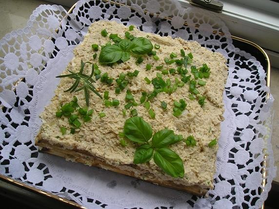 Спасибо Annushka 100 за Пирог из мацы, который не нужно печь , понравился всем, съели мигом