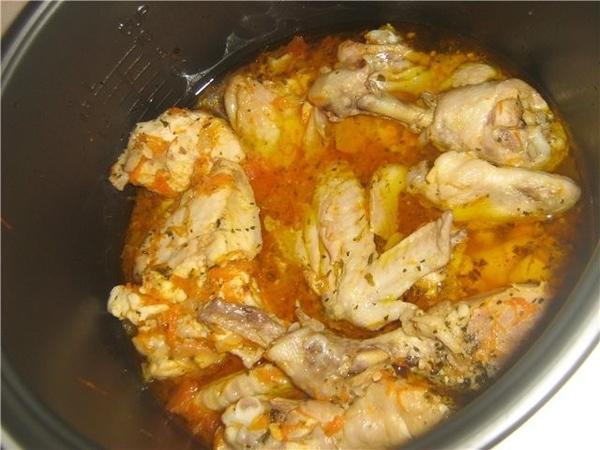 Искала-искала как приготовить курицу, чтоб не целиком ( а то целиком уже надоело) и без хлопот