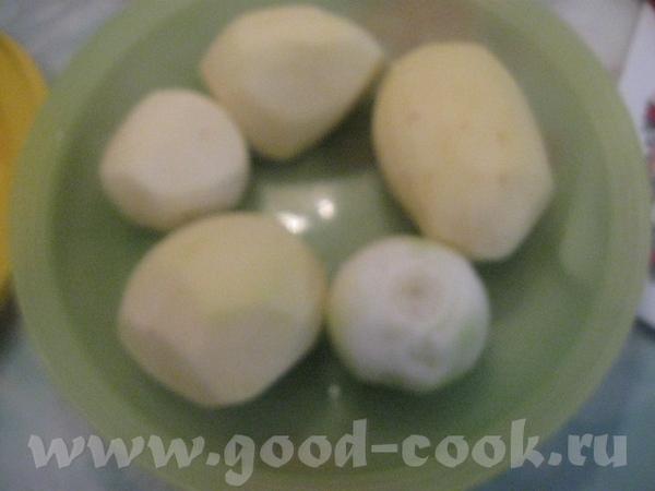 КАРТОФЕЛЬНО - МЯСНОЙ САЛАТ (по корейским мотивам) Сытный и вкусный салатик из картофеля с мясом, мо... - 2