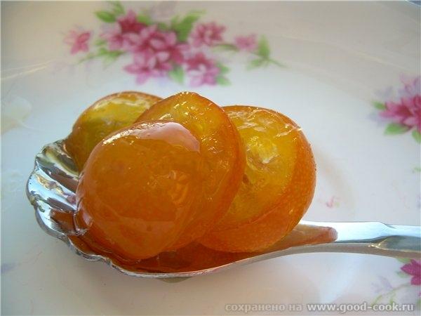 /Конфитюр из кумкват/Confiture de kumquats - 2
