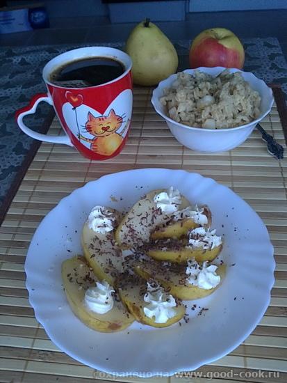 грушевый завтрак1