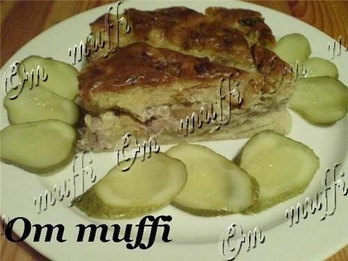 картофельная запеканка (ассорти)