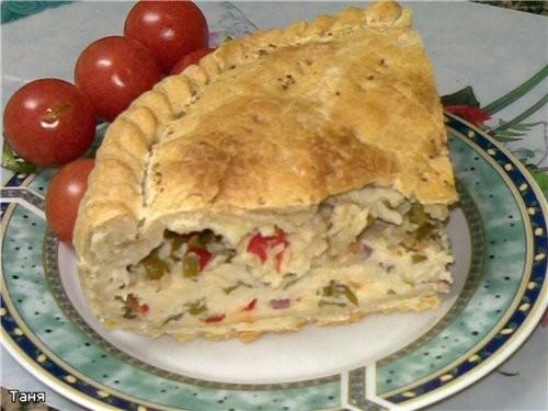 Булочки с тунцом,сыром и помидорами Пирог с сыром и сырокопченной колбасой Сырные кексики с кукуруз... - 3