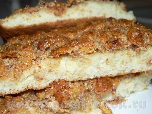 Спасибо Лене-marele за очень вкусный, простой и быстрый пирог с Кукурузными хлопьями :