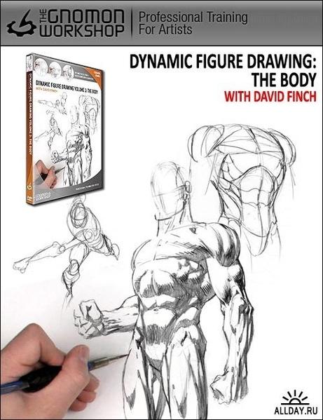 DYNAMIC FIGURE DRAWING: HANDS AND FEET WITH DAVID FINCH В этом обучающем DVD Дэвид Финч показывает... - 3