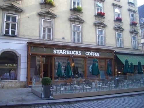 Одно из самых знаменитых кафе Вены - 2