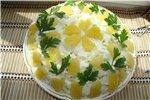 Салат - десерт из тыквы Салат Капустный с виноградом и яблоками Салат Оригинальный Салат из краснок... - 4