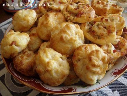 Пирожки - розанчики