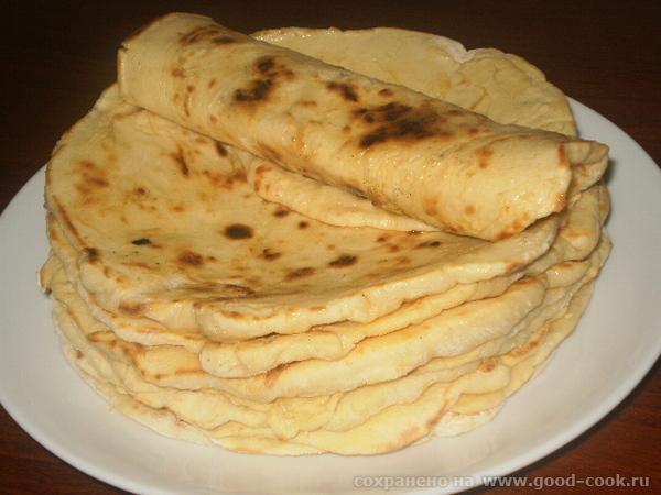 Турецкие лепёшки( yağlama ekmek)