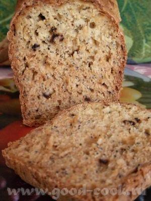 Рекламирую очень интересный Содовый хлеб с орешками, маком и кунжутом Рецепт нашла на этом сайте Мо... - 2
