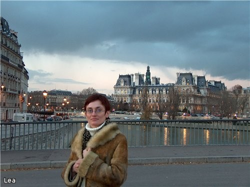 Парижского воздуха не бывает много, его всегда не хватает надышаться вдоволь - 2