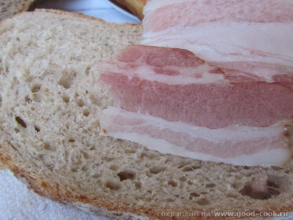 ВотЬ Итальянский Хлеб с Прошутто - Prosciutto Bread (Pane Con Prosciutto), Daniel Leader Рецепт зде...