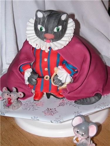 """Подруга праздновала 4-летие дочки, культурной программой было кукольное представление """"кот в сапога..."""