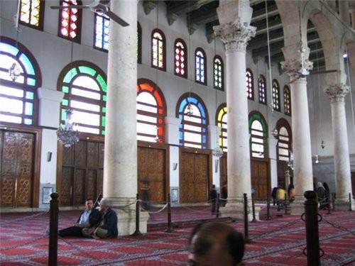 Мечеть внутри - 3