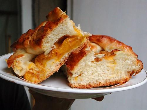 Пирог с абрикосами - 2