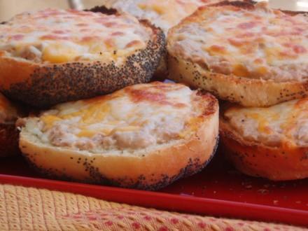 Tuna Melts recept v soderzhanii, na pervoj stranice