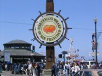 Район North Beach, кажется - маленькая Италия и ресторанчик Stinking Rose, где все блюда из чеснока - 2