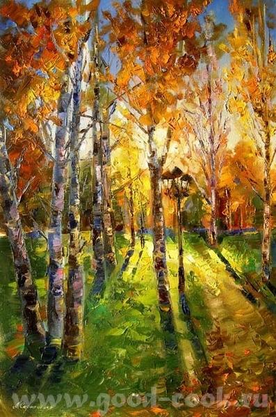 Новые картины Скрипченко Людмилы, ну люблю я ее, поэтому и слежу за ее картинами - 2