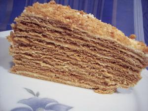 Тебе, спасибо за то,что поставила рецепт моего самого любимого торта всегда пожалуйста Я вот как по... - 2