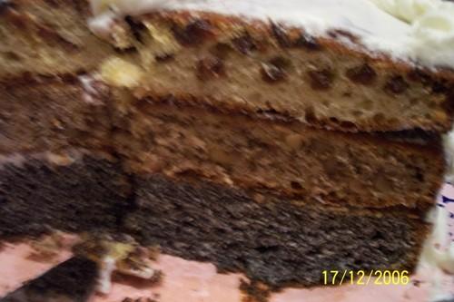 Вот такой вот тортик я подарила сама себе на день рождения - 2