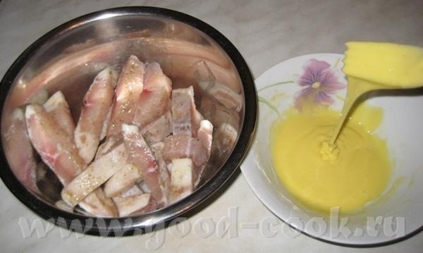 Рыбу в кляре таким способом готовлю давно, но прежде чем выложить рецепт, посмотрела в поиске и наш... - 2